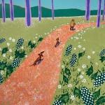 Hockneys-dogs-Spring
