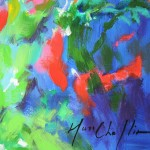 Mary Chaplin poppies in the sun detail 2 Wychwood Art