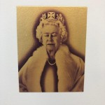 Lightness of Being, Chris Levine, Artworks of the Queen, Patriotic Art, Contemporary Celebrity Art