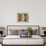 Spanish Light | Trevor Waugh | Original Contemporary Oil Painting | Impressionist Art | Colourful Art | Bedroom Art