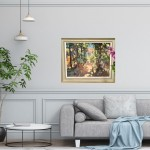 Spanish Light | Trevor Waugh | Original Contemporary Oil Painting | Impressionist Art | Colourful Art | Living Room Art