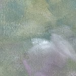 Trevor Waugh | Pink Roses at Kew | Original Oil Painting of Flowers | Flower Art | Floral Interiors | Gift Art | Flower Scenes | Rose paintings | Detail 3