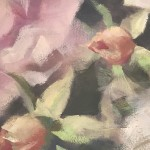 Trevor Waugh | Rose Bouquets | Contemporary Framed Still Life Painting | Oil Painting | Roses | Rose Painting | Contemporary Art | Close Up 5