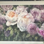 Trevor Waugh | Rose Bouquets | Contemporary Framed Still Life Painting | Oil Painting | Roses | Rose Painting | Contemporary Art | Scale