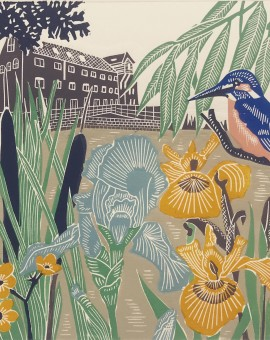kingfisher, kate heiss