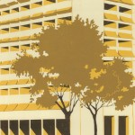 manausyellow-civic-building-manus-original-limited-edition-contemporary-art-for-sale copy 3