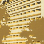 manausyellow-civic-building-manus-original-limited-edition-contemporary-art-for-sale copy 5
