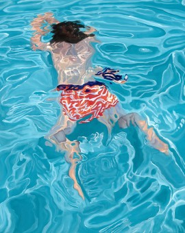 Amy Devlin, Transfigured Underwater Art for Sale 1
