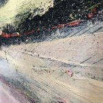 Barry Kelly, Stand There and Breathe, Original Contemporary Impressionist Art 6