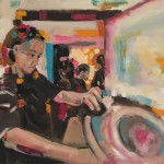 Eleanor Woolley | The Chef | Portraits | Impressionistic