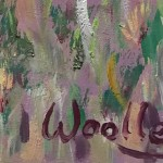 Eleanor Woolley | Walking out from Deddingon | Landscape | Impressionistic | Signature
