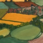 Eleanor Woolley | Yellow fields | section 11