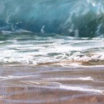 Limited Edition James Bartholomew Print, Slea Head Breaker I, Paintings of Breaking Waves, Seaside Pictures for Sale Online copy