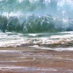 Limited Edition James Bartholomew Print, Slea Head Breaker I, Paintings of Breaking Waves, Seaside Pictures for Sale Online copy 4
