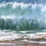 Limited Edition James Bartholomew Print, Slea Head Breaker I, Paintings of Breaking Waves, Seaside Pictures for Sale Online copy 6