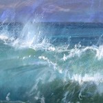 Limited Edition James Bartholomew Print, Slea Head Breaker I, Paintings of Breaking Waves, Seaside Pictures for Sale Online copy 7