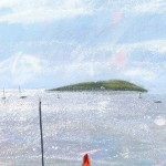 Limited Edition James Bartholomew Print for Sale, Mirror Dinghies, Abersoch 3, Boating Art, Seascape Art, Art of Wales copy 2