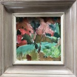 Original Jemma Powell Painting, Ibiza Gardens, Paintings of Ibiza, Gifts for Women