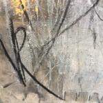 Virginia Ray Ancient Pathways Wychwood Art signature