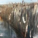 Virginia Ray Under A Watchful Eye Wychwood Art close up 3 JPG