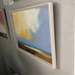 Original Sophie Berger Painting for Sale, Constantine Bay, Cornwall Art, Paintings of Cornwall