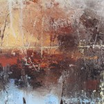 Claire Wiltsher, Ethereal Light 2, Abstract Landscape Art 10
