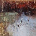 Claire Wiltsher, Ethereal Light 2, Abstract Landscape Art 6