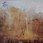 Claire Wiltsher, Ethereal Light 2, Abstract Landscape Art 7