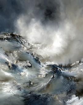 Cold Wind 100 x 100 cm