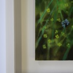 Dylan Lloyd, Island Garden Border VI, Original Landscape Painting, Nature Art 6