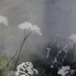 Dylan Lloyd, Island Garden Border VII, Original Landscape Painting, Nature Ar 4