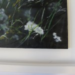 Dylan Lloyd, Island Garden Border VII, Original Landscape Painting, Nature Art 2