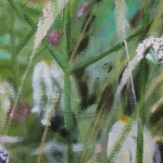 Dylan Lloyd, Island Garden Border X, Original Landscape Painting, Nature Art 2