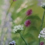 Dylan Lloyd, Island Garden Border X, Original Landscape Painting, Nature Art 4