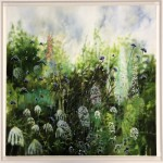 Dylan Lloyd, Island Garden Border XI, Original Art for Sale Online .JPG 10