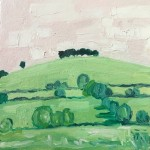 Eleanor Woolley | Affordable Art Online | The Copse 2 | Impressionistic | Landscape