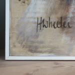 Hannah Delightful Wheeler. Tea Series #6, Wychwood Art (4)