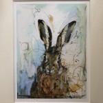 James Bartholomew, Brown Hare 1, Limited Edition Giclee Print, Animal Art 10