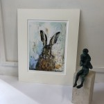 James Bartholomew, Brown Hare 1, Limited Edition Giclee Print, Animal Art 2