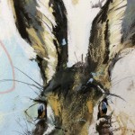 James Bartholomew, Brown Hare 1, Limited Edition Giclee Print, Animal Art 5