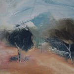 Jemma Powell, Autumn in Great Tew, Original Landscape Oil Painting, Oxfordshire Art, Soho Farmhouse Oil Painting 10