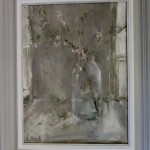 Jemma Powell, Blossom II, Original Oil Painting, Still Life Art 3