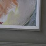 Jemma Powell, Peonies in Stripey Joy, Original Flower Painting 10