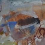 Jemma Powell, Peonies in Stripey Joy, Original Flower Painting 9