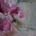 Jemma Powell, Pink Peonies, Original Still Life Painting 6