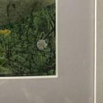 Judith Yarrow, Faroes – Puffin, Mixed Media Painting, Gouache, Watercolour, Collage on Paper, Animal Art, Bird Art 3