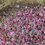 Nicky Chubb, Happy Pink Blossom, Original Painting, Tree Art, Nature Art 5
