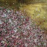 Nicky Chubb, Spring Evening Light, Tree Art, Nature Art 4