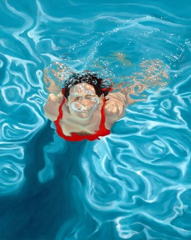 Amy Devlin, Awakening  Underwater Art for Sale 1