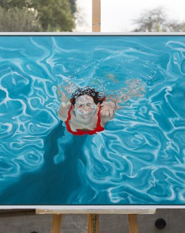 Amy Devlin, Awakening Underwater Art for Sale 2